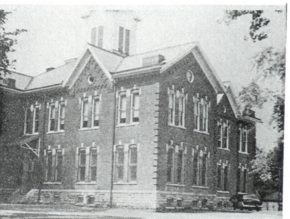 Lincoln School - Beardstown, Illinois